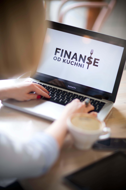 finanse od kuchni laptop