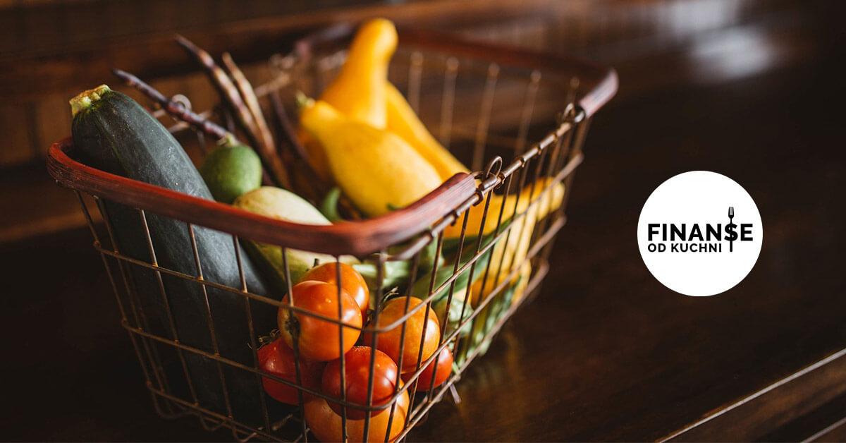 Oszczędzanie na jedzeniu Facebook