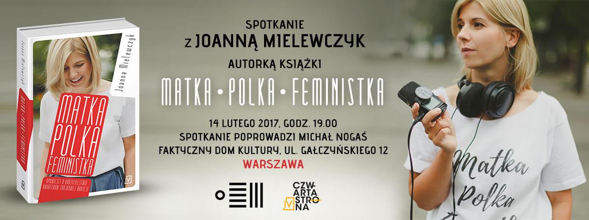Matka Polka Feministka - spotkanie Warszawa