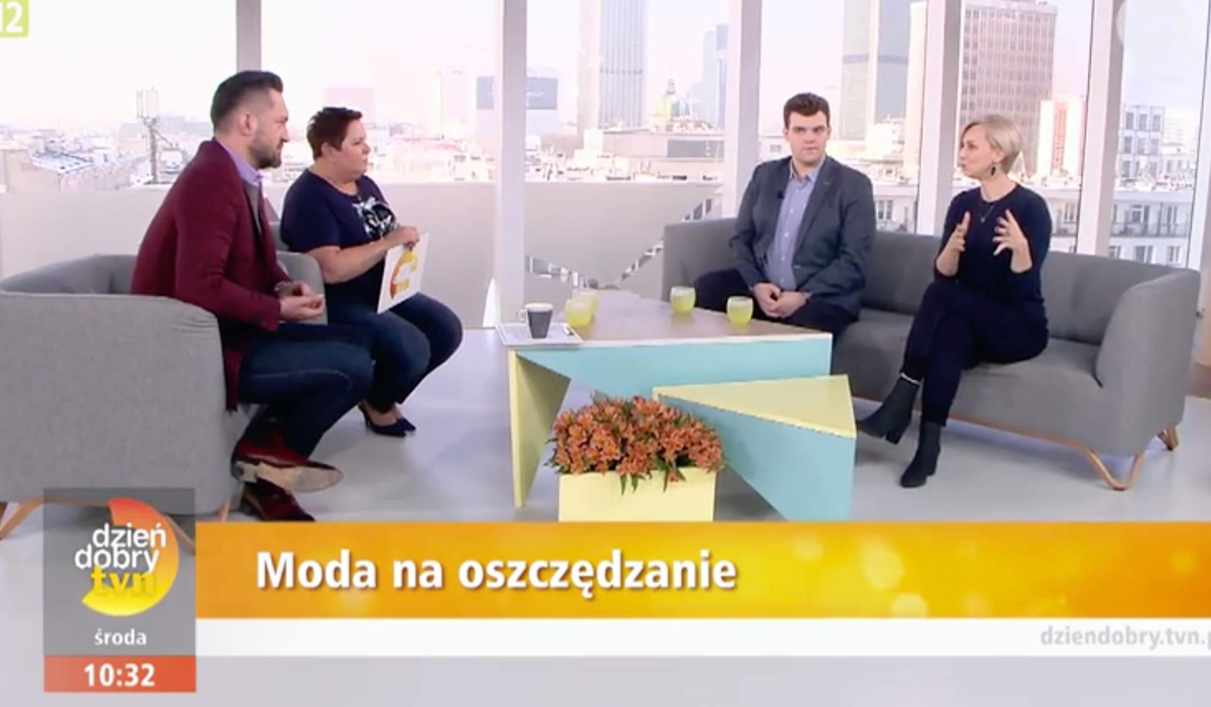 nadmierny konsumpcjonizm - Dzień Dobry TVN